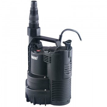 195L/Min Submersible Water Pump with Integral Float Switch (600W)