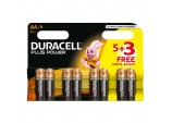 Duracell 8 pck AA