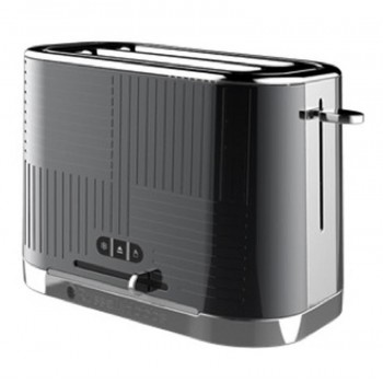 2S Stainless Steel Toaster