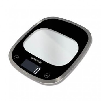 Curve Glass Electronic Scale