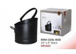 Mini Coal Hod Black