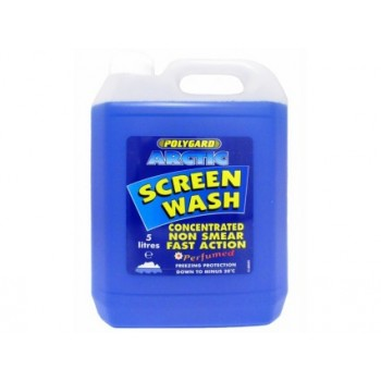 Arctic Screen Wash - Concentrated - 5 Litre