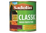 Classic All Purpose Woodstain 1Ltr - jacobean Walnut