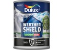 Exterior Quick Dry Gloss 750ml Black