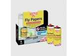 Fly Papers - 4 Pack