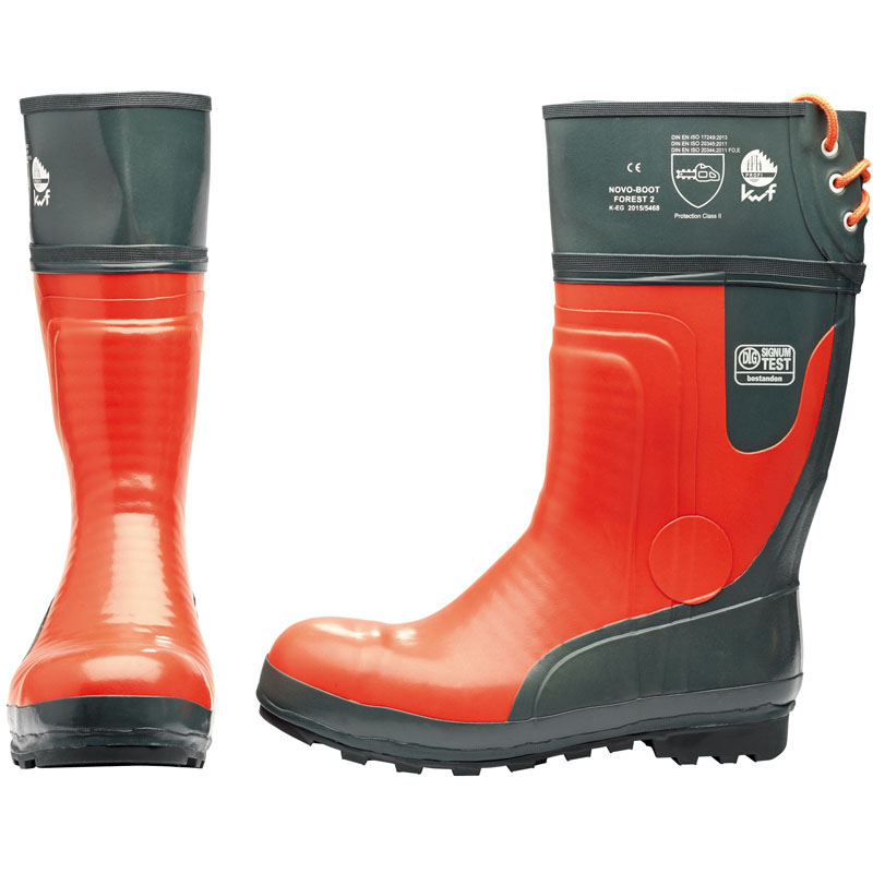Chainsaw Boots (Size 10/44) – Now Only £85.29