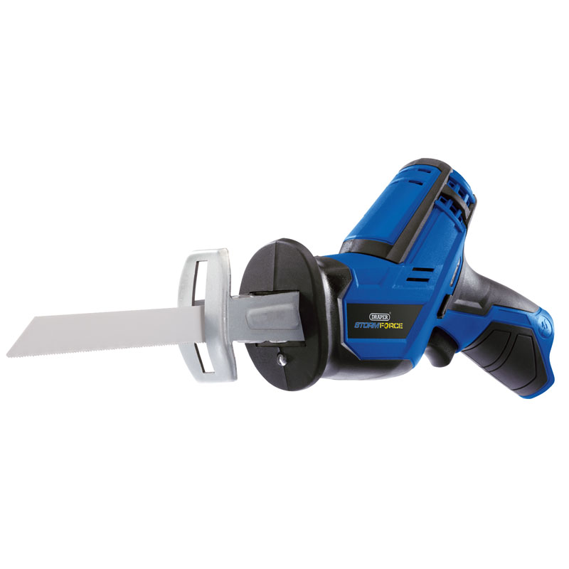 Draper Storm Force® 10.8V Cordless Reciprocating Saw - Bare – Now Only £42.20