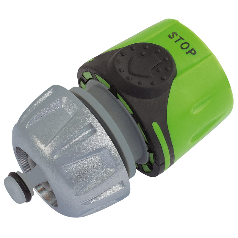 """Tap Connector With Stop Feature (1/2"""") – Now Only £2.49"""