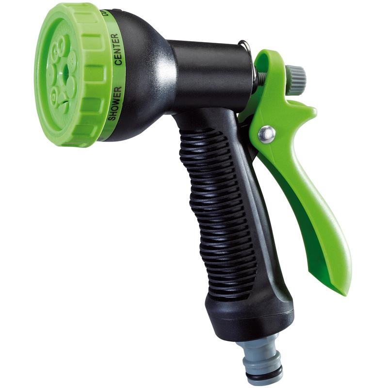 7 Pattern Soft Grip Spray Gun – Now Only £3.26