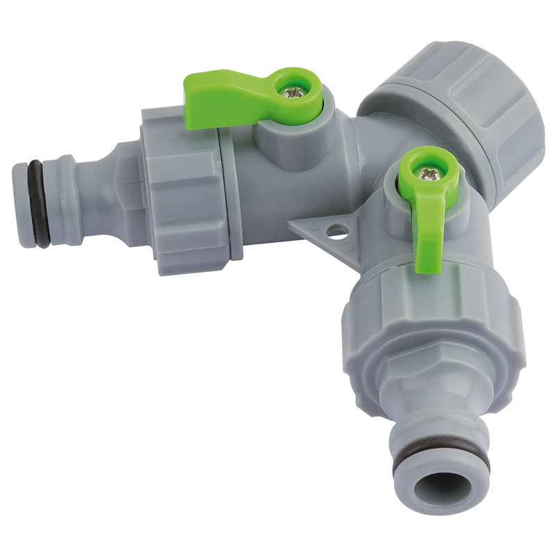 2-Way Tap Connector – Now Only £3.24