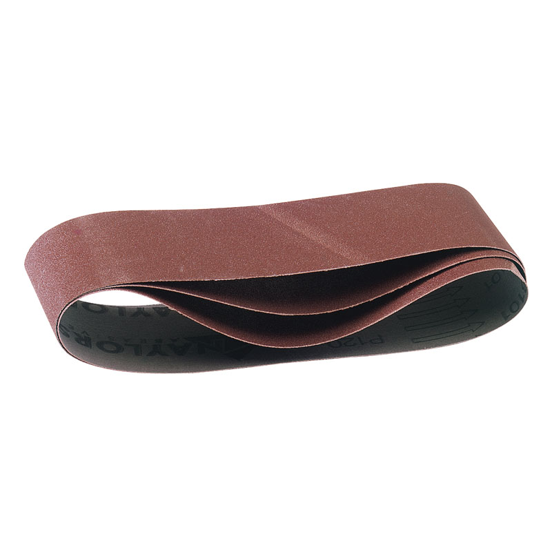533 x 75mm 80Grit Aluminium Oxide Sanding Belts Pack of 3 – Now Only £5.56