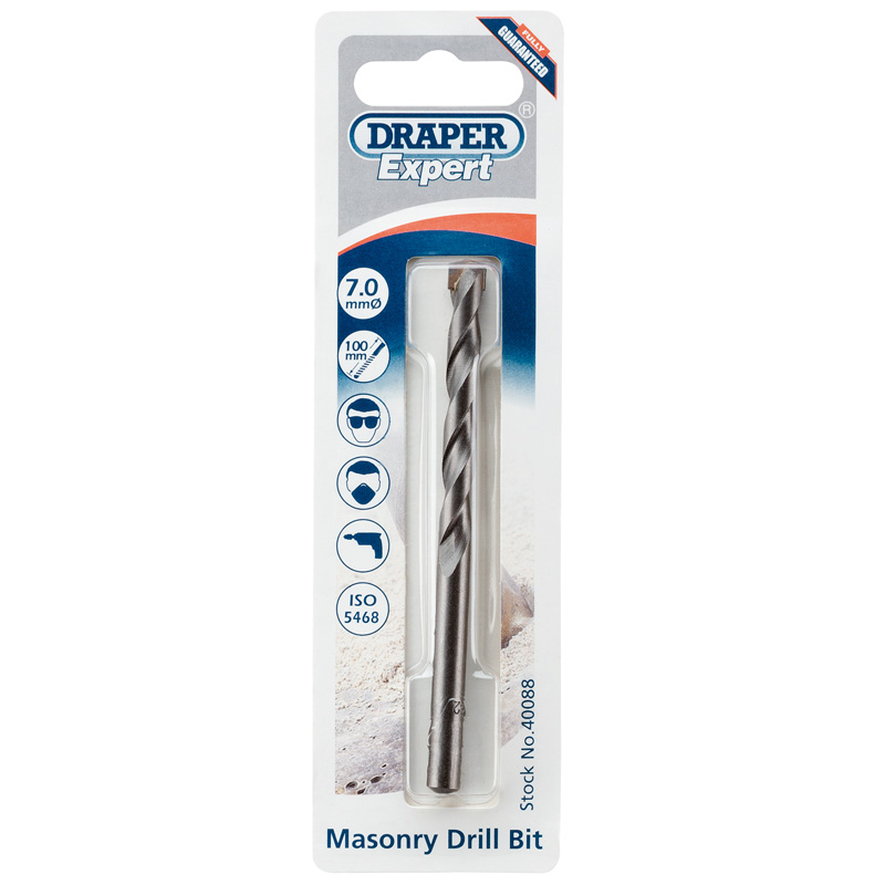 Expert 7 x 100mm Masonry Drill Bit – Now Only £1.05
