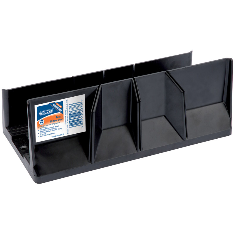 Maxi Mitre Box – Now Only £4.62