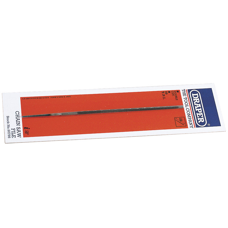 Chain Saw File (150mm x 4mm) – Now Only £1.78