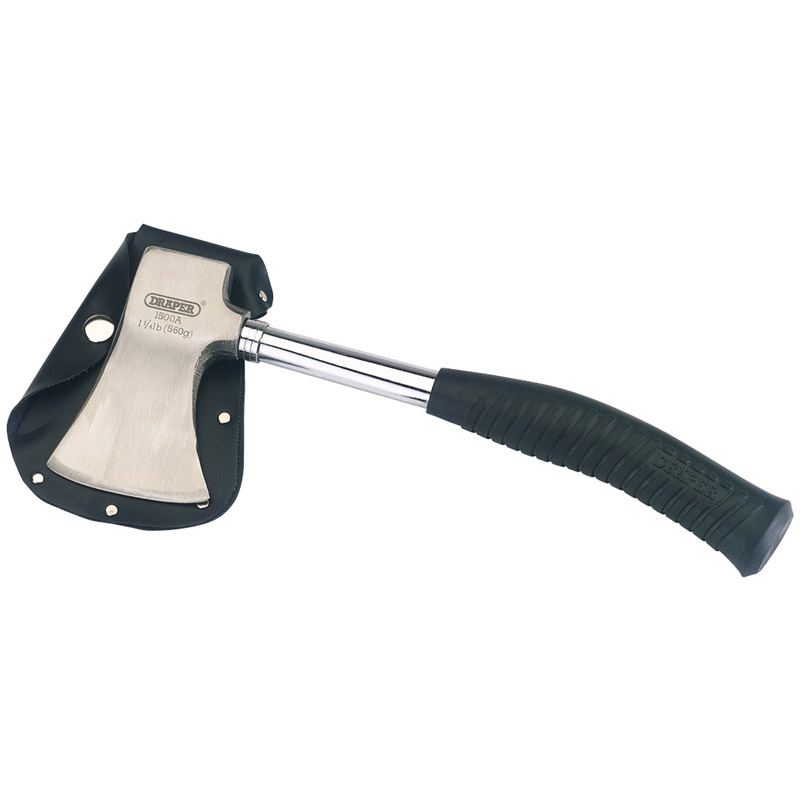Steel Shafted Hand Axe (560g) – Now Only £7.96
