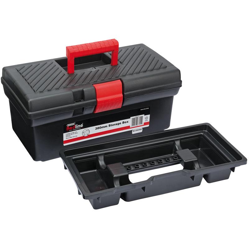 Plastic Storage Box 380 x 170 x 150mm – Now Only £7.75