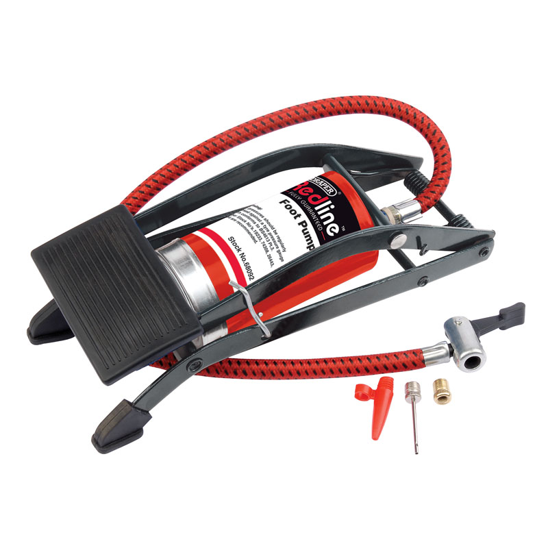 Foot Pump – Now Only £5.60