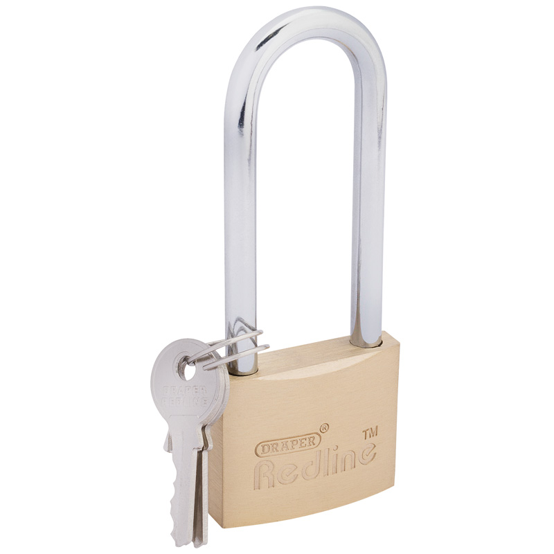 Padlock, 40mm Long Shackle – Now Only £5.74
