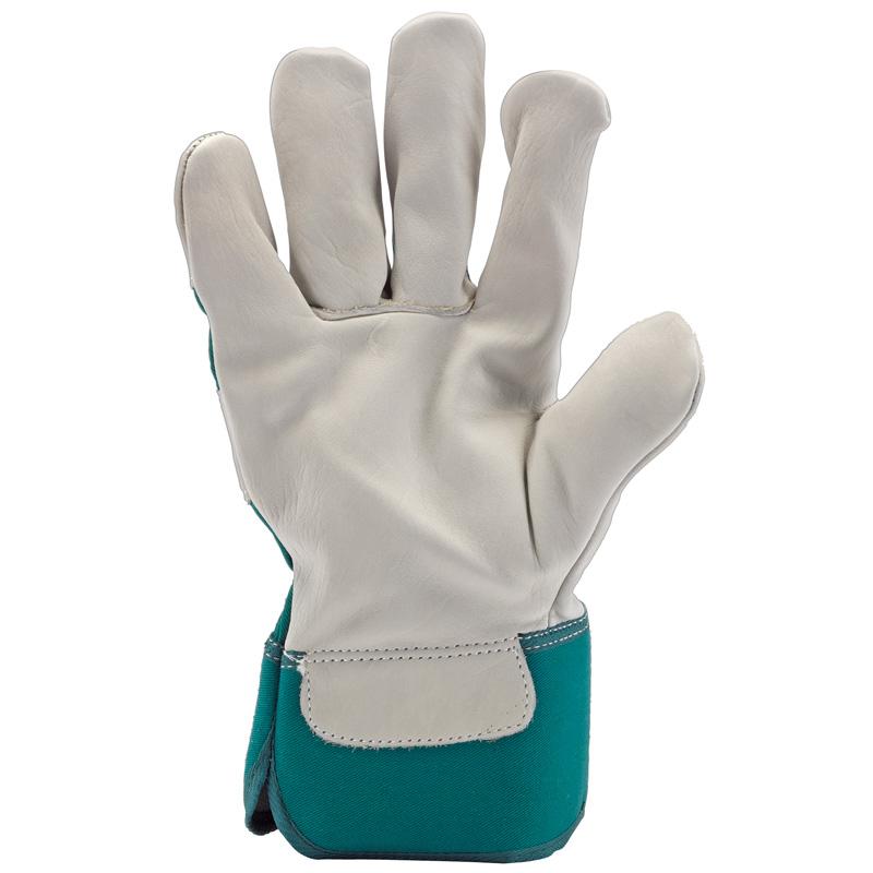 Premium Leather Gardening Gloves - XL – Now Only £6.39