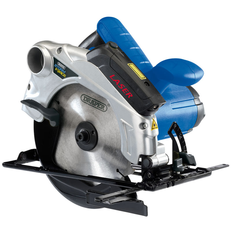 Storm Force® 185mm Circular Saw (1300W) – Now Only £56.15