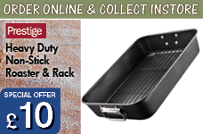 Roaster and Rack – Now Only £10.00