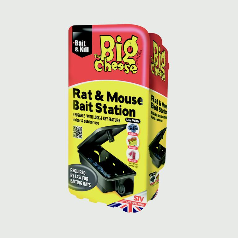 Rat & Mouse Bait Station – Now Only £6.00
