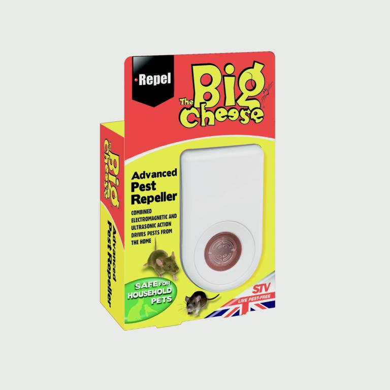 Advanced Plug In Pest Repeller – Now Only £27.00