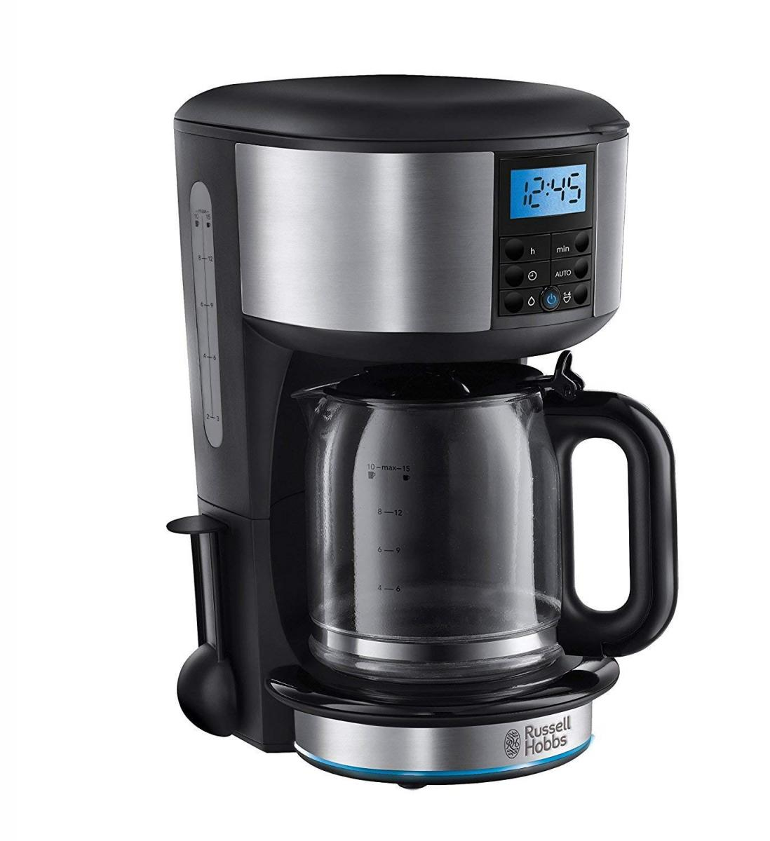 Buckingham Filter Coffee Machine 1.25L – Now Only £32.00