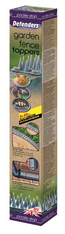 Prickle Strip Garden Fence Toppers 6 pack – Now Only £10.00