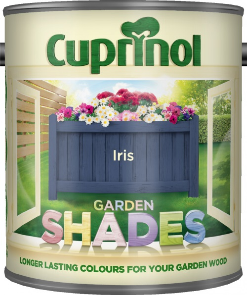 Garden Shades 1L  - Iris – Now Only £10.00