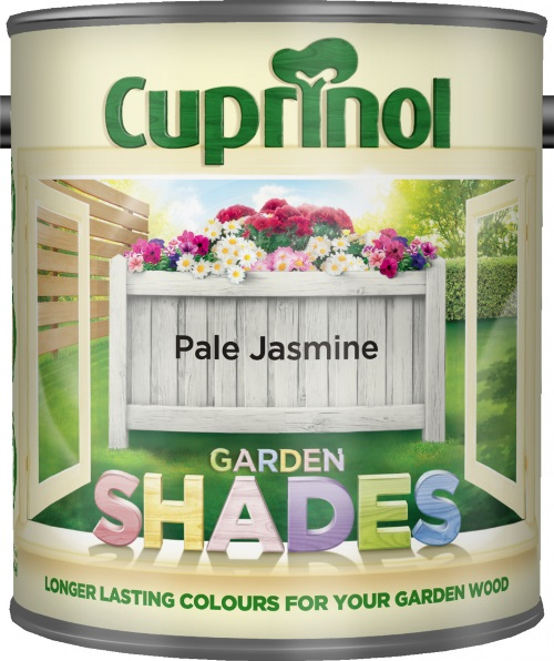 Garden Shades 1L  - Pale Jasmine – Now Only £10.00
