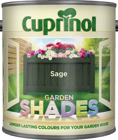 Garden Shades 1L  - Sage – Now Only £10.00