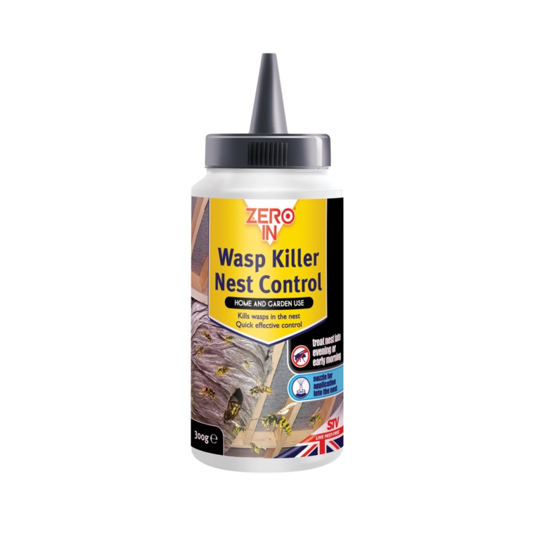 Wasp Killer Nest Control 300g – Now Only £3.00