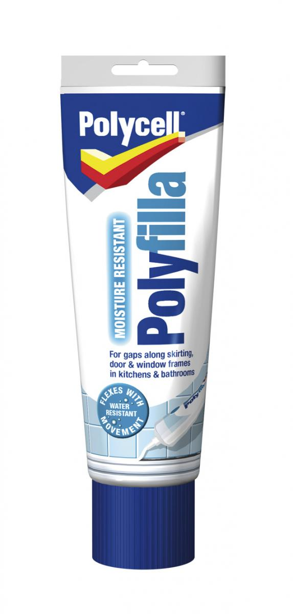 Moisture Resistant Polyfilla 330g – Now Only £4.50