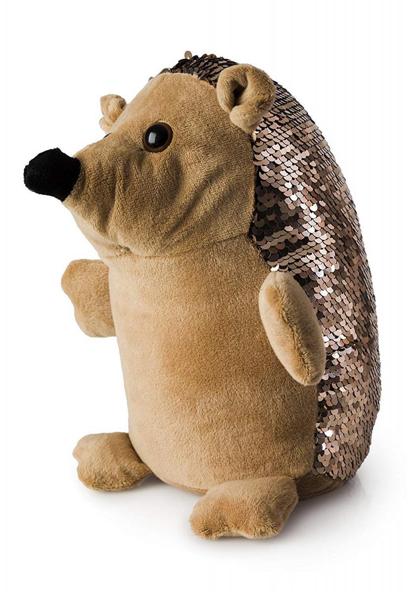 Lola Hedgehog Two Tone Sequined Doorstop – Now Only £9.00