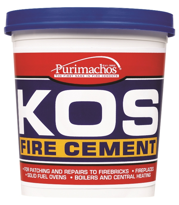 Black Kos Fire Cement 1kg – Now Only £5.00
