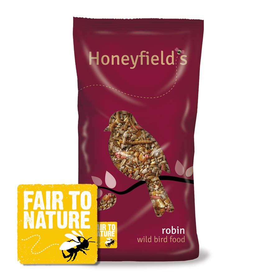 Robin Wild Bird Food 1.6kg – Now Only £3.00