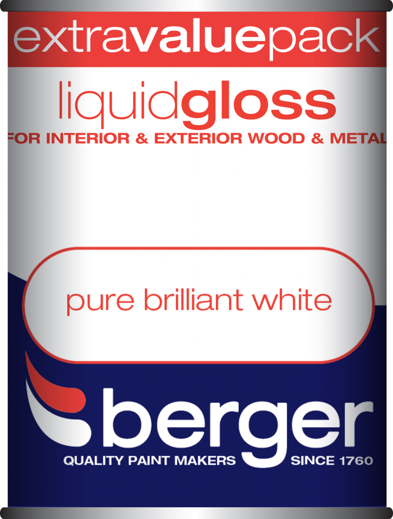 1.25L Pure Brilliant White -  – Now Only £9.00