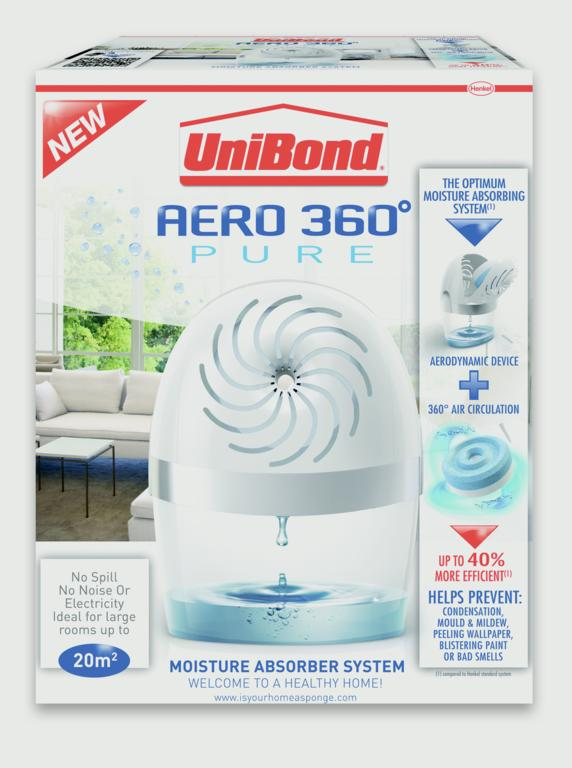 Aero 360 Moisture Absorber Large – Now Only £9.00