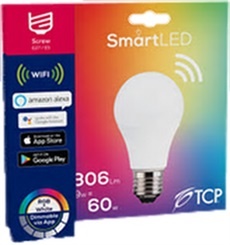 LED TCP SMART 10w ES GLS (810lm) 60w  – Now Only £15.00