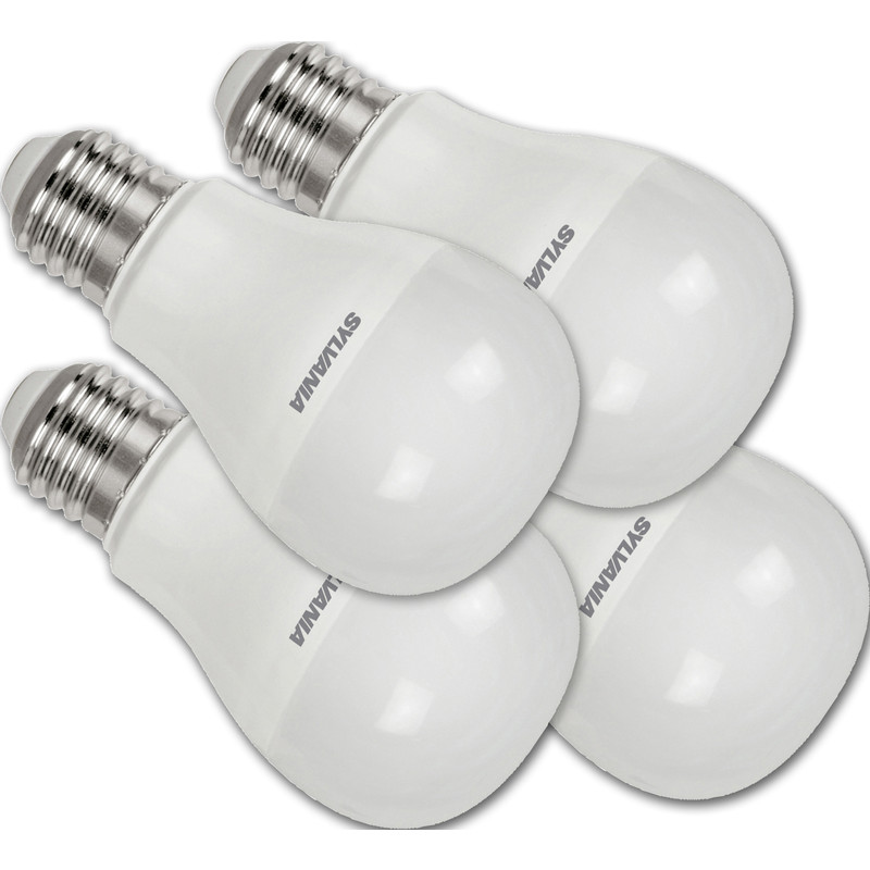 4 Pack of 60w GLS LED E27 Light Bulbs – Now Only £6.00