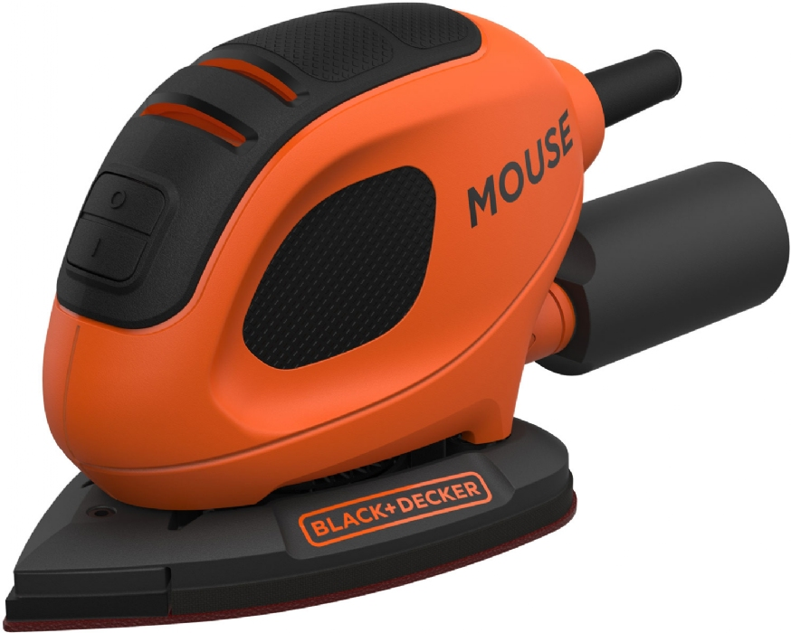 Black & Decker Mouse Sander With Accessories – Now Only £20.00