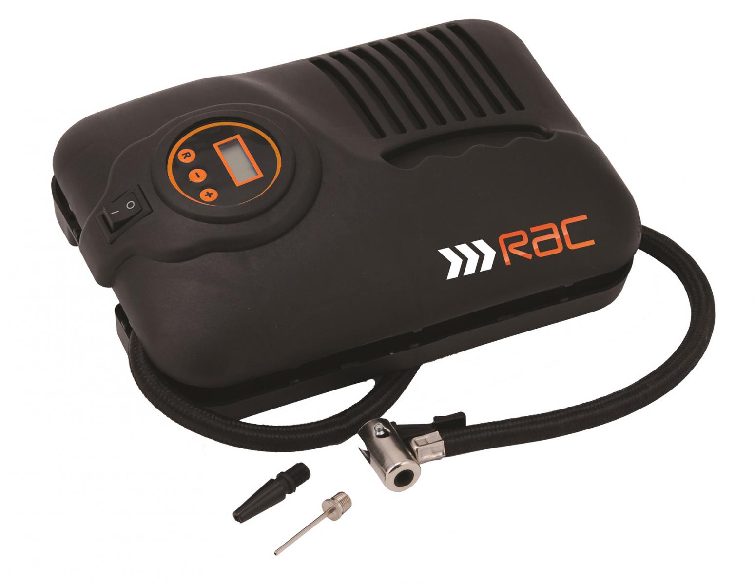 RAC Digitial Compressor – Now Only £15.00