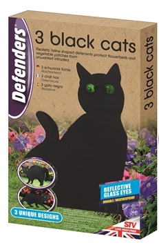 Three Black Cats  – Now Only £10.00